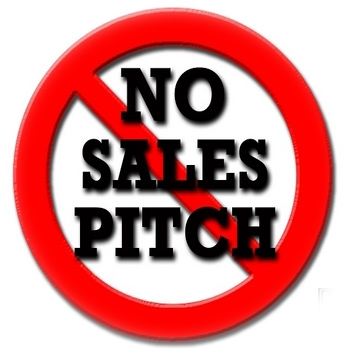 Ditch the Pitch! Lose the Sales Script and Gain ...