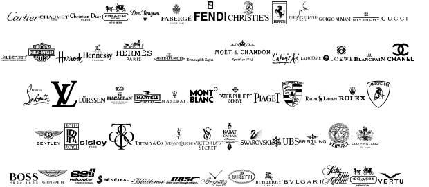 luxury_brands_specimen