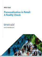 Personalization in Retail